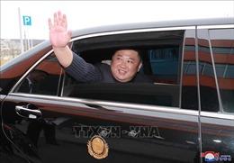 Nhà lãnh đạo Triều Tiên đã trở về Bình Nhưỡng sau hội nghị thượng đỉnh tại Nga