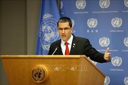 Nga yêu cầu Mỹ ngừng 'tống tiền chính trị' tại Venezuela