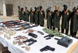 Trung Quốc, Nga, Mỹ đạt đồng thuận về vấn đề Afghanistan