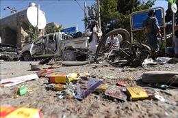 Xung đột ở miền Tây Afghanistan khiến trên 20 người thiệt mạng