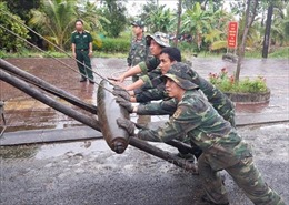 Hướng tới mục tiêu 'quốc gia không còn tác động của bom mìn'