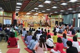 Hội Phật tử Việt Nam tại Hàn Quốc hướng về đất nước và biển đảo quê hương