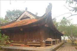Đền thờ Lê Hoàn - ngôi đền cổ nhất xứ Thanh đón nhận bằng Di tích quốc gia đặc biệt
