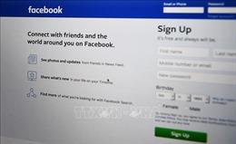 Facebook 'vô tình' thu thập thông tin email của 1,5 triệu người dùng