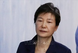 Cựu Tổng thống Park Geun-hye xin hoãn thi hành án vì lý do sức khỏe