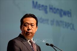 Trung Quốc chính thức bắt giữ cựu Chủ tịch Interpol Mạnh Hoành Vĩ