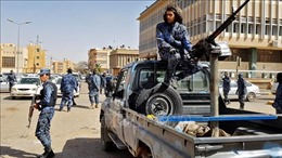 Căng thẳng leo thang ở Libya