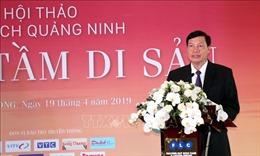 Du lịch Quảng Ninh - Vươn tầm Di sản