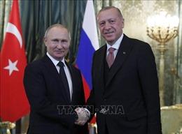 Nga - Thổ Nhĩ Kỳ: Ngoại giao thực dụng