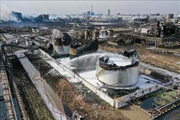 Hơn 10.000 người phải sơ tán do nổ ở nhà máy hóa chất tại Đài Loan (Trung Quốc)