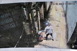 Treo ảnh người đổ rác trộm - cách trị 'bệnh' vứt rác ra đường