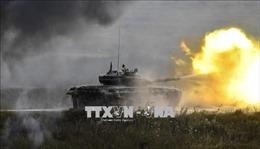Ấn Độ tăng cường sản xuất xe tăng T-90 theo nhượng quyền của Nga