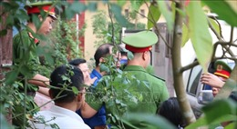 Xâm hại nữ sinh lớp 9, cựu phó phòng Phòng Cảnh sát Kinh tế lĩnh án 3 năm tù