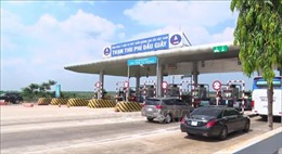 Trao trả hơn 1,7 tỷ đồng bị cướp cho trạm thu phí cao tốc TP Hồ Chí Minh - Long Thành - Dầu Giây
