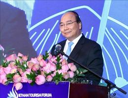 Thủ tướng: Du lịch là 'sức mạnh mềm', lĩnh vực kinh tế giàu tiềm năng
