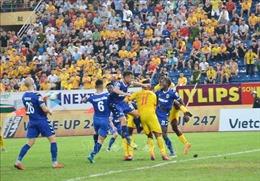 V.League 2019: Quảng Nam và Nam Định cùng giành chiến thắng trên sân nhà