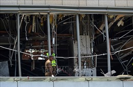 Interpol sẵn sàng giúp điều tra vụ nổở Sri Lanka - Các nước tiếp tục lên án