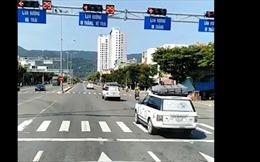 Vụ đoàn xe vượt đèn đỏ tại Đà Nẵng: 9 lái xe bị xử phạt, tước bằng lái xe