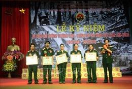 Cao Bằng: Tiếp tục phát huy truyền thống Bộ đội Trường Sơn