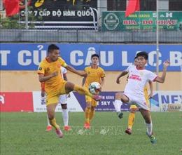 Thanh Hóa nhọc nhằn vượt qua Nam Định, SHB Đà Nẵng thắng TP Hồ Chí Minh 2-0