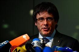 Tòa án Tây Ban Nha cho phép Cựu Thủ hiến Catalonia tranh cử Nghị viện châu Âu