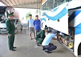 Tăng cường đấu tranh ngăn chặn hoạt động vận chuyển, buôn bán ma túy qua biên giới