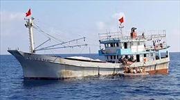 52 ngư dân trên tàu cá bị hỏng máy, thả trôi