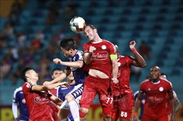 V.League 2019: Kịch tính ở nhóm đầu bảng