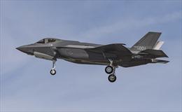 Hàn Quốc chính thức bay huấn luyện máy bay chiến đấu tàng hình F35-A