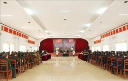 Đưa hài cốt liệt sĩ quân tình nguyện, chuyên gia Việt Nam hy sinh tại Lào về nước