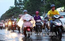 Cuối tuần Trung Bộ, Tây Nguyên và Nam Bộ có mưa dông