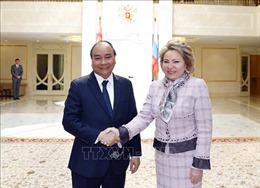 Tăng cường quan hệ Đối tác chiến lược toàn diện Liên bang Nga - Việt Nam