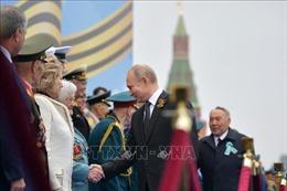 Tổng thống Nga: Không gì so sánh được với Chiến thắng chủ nghĩa phát xít