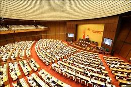 Thông cáo số 9 Kỳ họp thứ 7, Quốc hội khóa XIV