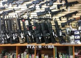 Cử tri Thụy Sĩ ủng hộ siết chặt luật kiểm soát súng đạn
