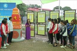 Trình chiếu 3D tại triển lãm bản đồ và trưng bày tư liệu về Hoàng Sa, Trường Sa