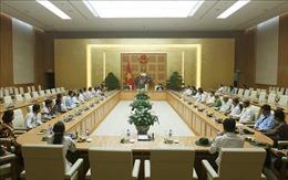 Phó Thủ tướng Vũ Đức Đam tiếp Đoàn đại biểu người có công tỉnh Tiền Giang