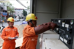 Công bố quyết định kiểm tra việc điều chỉnh mức giá bán điện