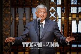 Tổng thống Mexico kêu gọi Mỹ ngừng chương trình hỗ trợ an ninh