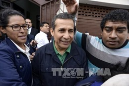Cựu Tổng thống Peru O.Humala bị khởi tố liên quan vụ bê bối Odebrecht