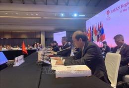 Việt Nam tham dự hội nghị SOM của Diễn đàn Khu vực ASEAN
