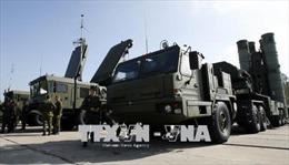 Thổ Nhĩ Kỳ bác tin Nga hoãn chuyển giao hệ thống tên lửa S-400