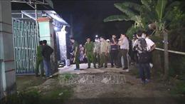 Hai thi thể bị đổ bê tông phi tang trong bồn nước