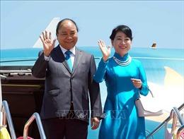 Thủ tướng tới Bangkok, bắt đầu các hoạt động tham dự Hội nghị Cấp cao ASEAN