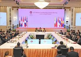 Xây dựng Cộng đồng ASEAN dựa trên luật lệ, lấy người dân làm trung tâm