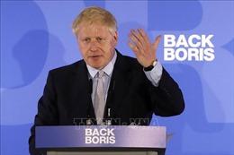 Ông Boris Johnson sẵn sàng cho phương án không thỏa thuận với EU