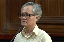 Tuyên phạt Trần Công Khải 8 năm tù về tội 'Hoạt động nhằm lật đổ chính quyền nhân dân'