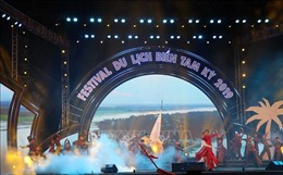 Khai mạc Festival du lịch biển Tam Kỳ, Quảng Nam năm 2019
