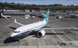Boeing ấn định thời gian xử lý lỗi phần mềm mới với máy bay 737 MAX