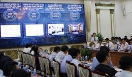 TP Hồ Chí Minh xây dựng các giải pháp thực hiện Đề án đô thị thông minh